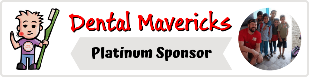 Are A Platinum Sponsor Of Dental Mavericks