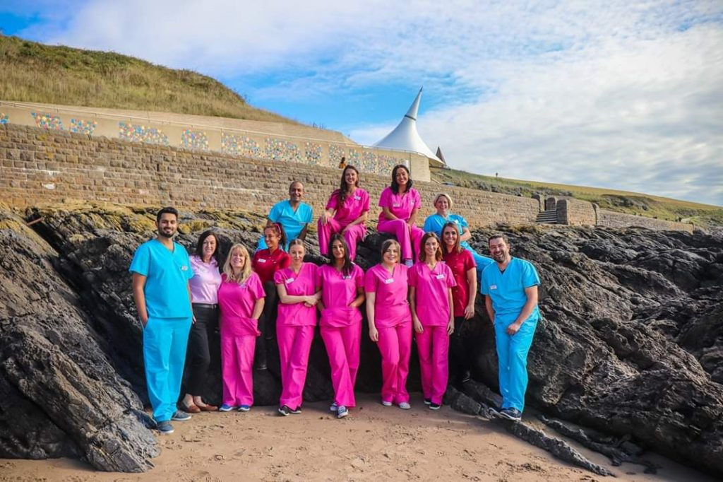 Advance dental care team